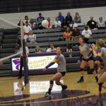 VARSITY VOLLEYBALL TAKES DOWN LEE'S SUMMIT