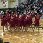 Glitter girls take on Lindbergh Invitational