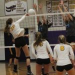 VOLLEYBALL SNAGS THREE WINS AT WEEKEND TOURNAMENT