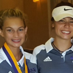 Heuston Leads Golf Team at MoKan Invitational