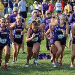 Girls XC dominates Camdenton Invite