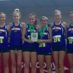 Girls XC earns 3rd at STL Forest Park XC Festival