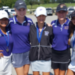 Heuston and Marshall help Golf to 4th place at Smith Cotton Classic