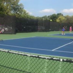 Tennis comes within 1 point of Liberty