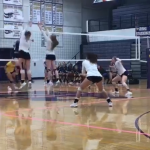VOLLEYBALL TAKES PARK HILL TO 3 SETS