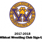 WILDCAT WRESTLING CLUB (KIDS AGES 6-14) INFORMATIONAL MEETING