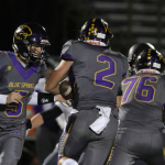 FOOTBALL CRUISES PAST BS SOUTH TO ADVANCE TO STATE SEMIS