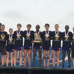 BOYS CROSS COUNTRY WINS STATE CHAMPIONSHIP