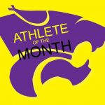 VOTE FOR ATHLETE OF THE MONTH – OCTOBER