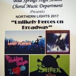 """CHOIR TO PERFORM """"NORTHERN LIGHTS"""" TONIGHT AND TOMORROW IN THE PAC (7PM)"""