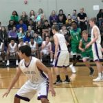 SOPHOMORE BOYS BASKETBALL FALLS TO LSN