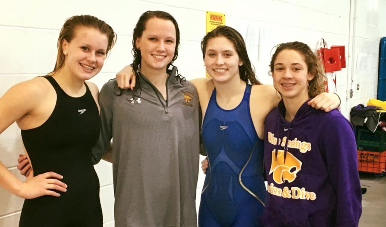 GIRLS SWIM/DIVE MEET PREVIEW: SENIOR NIGHT VS LIBERTY