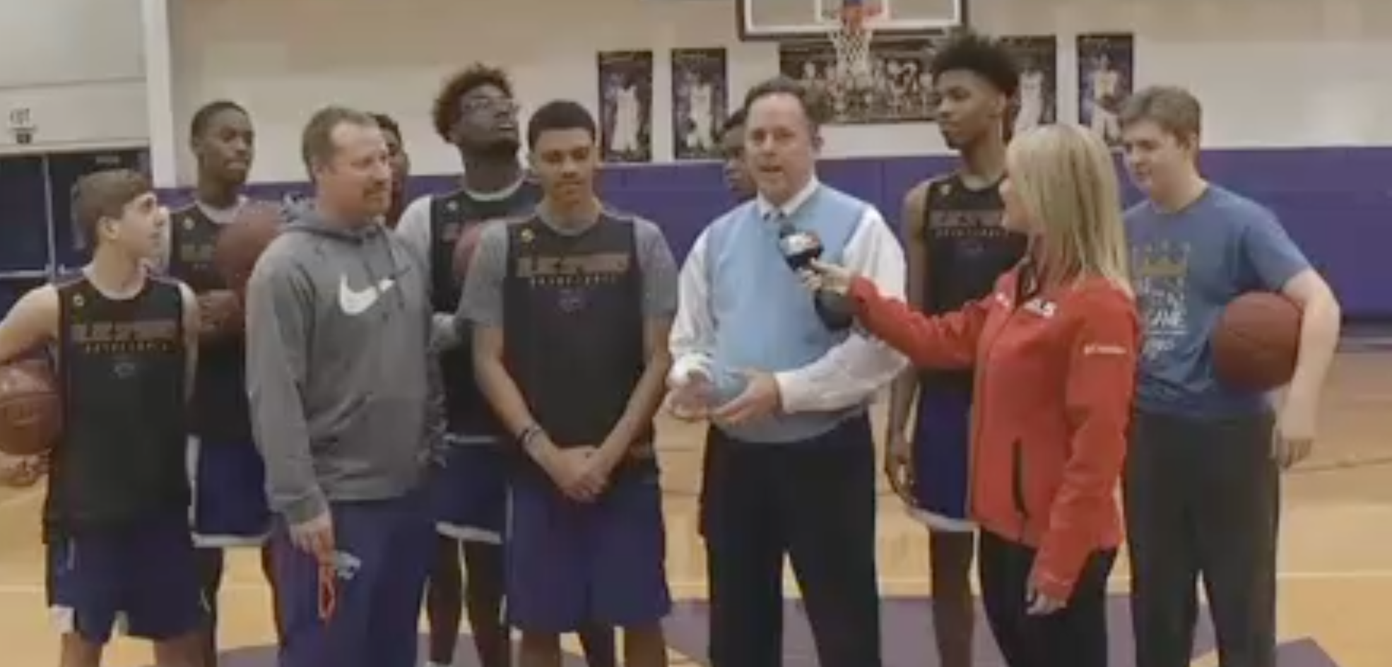 BOYS BASKETBALL WINS KCTV5/HY-VEE TEAM OF THE WEEK