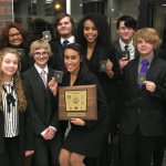 DEBATE WINS CONFERENCE CHAMPIONSHIP