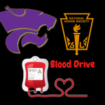 NHS BLOOD DRIVE TOMORROW (THURSDAY, 2/8)