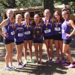 2017 Girls XC Photo Gallery (all pics by Kristin Howard)
