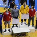 WRESTLING - STATE CHAMPIONSHIP (ALL PHOTOS TAKEN FROM BSWILDCATSWRESTLING FACEBOOK PAGE)
