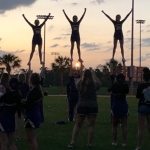 COED CHEER NOTCHES 15TH PLACE FINISH AT NATIONALS