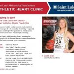 ATHLETIC HEART SCREENING – SATURDAY, APRIL 7TH