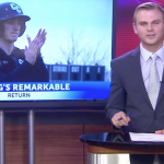 FORMER WILDCAT HAYDEN LUDWIG FEATURED ON NEWS STORY