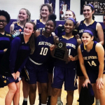 DISTRICT CHAMPION GIRLS BASKETBALL TEAM LOOKS TO CONTINUE CINDERELLA RUN IN SECTIONALS