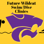 FUTURE WILDCAT SWIM/DIVE SUMMER CLINICS ANNOUNCEMENT
