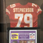 2007 GRADUATE DONALD STEPHENSON SIGNS WITH CLEVELAND BROWNS