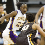 TYONNA SNOW HONORED AS FIRST WILDCAT FEMALE PROFESSIONAL ATHLETE
