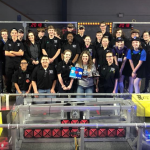 ROBOCATS LEND A PAW TO HELP LOCAL TEAMS