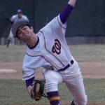 URFER PITCHES WILDCATS TO WIN OVER ROCKHURST