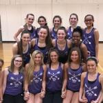 COACH BROWN ANNOUNCES 2018-19 GLITTER GIRLS ROSTER