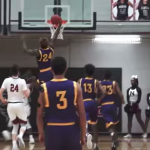 DANIEL PARKER JR. FEATURED IN HOOPSFOCUS MIXTAPE