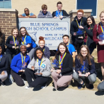 DECA COMPETITORS WIN BIG AT SPRING BREAK COMPETITION