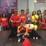 RJ LAWRENCE SIGNS WITH PITT STATE