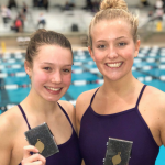 NATALIE SHEEHY WINS BSWILDCATS.COM GIRLS SWIMMER/DIVER OF THE YEAR