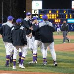 BASEBALL TEAM HOSTS LSN IN ROUND 2 OF DISTRICTS ($5 ADMISSION)