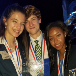 DECA STUDENTS SHINE AT INTERNATIONAL COMPETITION IN ATLANTA
