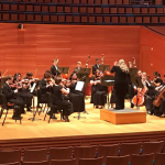 ORCHESTRA STUDENTS SHINE AT ENSEMBLE FESTIVAL
