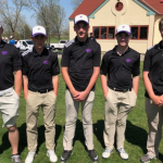 BOYS GOLF QUALIFIES 4 FOR SECTIONALS