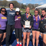GIRLS TRACK/FIELD EARNS 2ND AT MARION FREEMAN INVITATIONAL