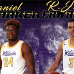 LAWRENCE AND PARKER JR. EARN ALL-AREA