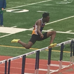 BOYS TRACK/FIELD EARNS 2ND AT SECTIONALS