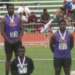 BSHS GRADUATE CARLOS DAVIS PUNCHES TICKET TO NCAA D1 NATIONALS