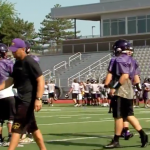 FOOTBALL TEAM FEATURED IN SPECTRUM SPORTS PREVIEW