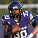 FOOTBALL SHUTS OUT WILLIAM CHRISMAN IN SEASON OPENER