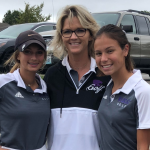 GIRLS GOLF FALLS TO SION