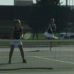 GIRLS TENNIS @ PARK HILL COMES DOWN TO LAST MATCH