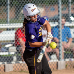 SOFTBALL GOES TO EXTRA INNINGS AGAINST BLUE SPRINGS SOUTH