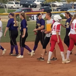 SOFTBALL BEATS PARK HILL AND KEARNEY