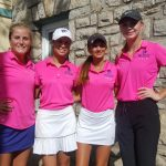 GIRLS GOLF PLAYS GREAT AT DISTRICTS, QUALIFIES 4 FOR SECTIONALS